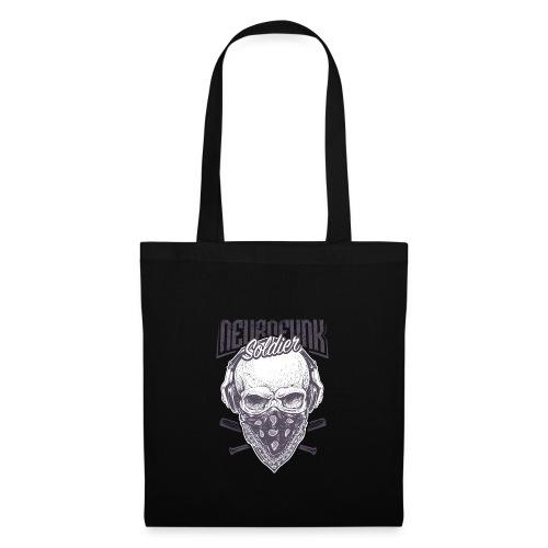 neurofunk soldier - Tote Bag