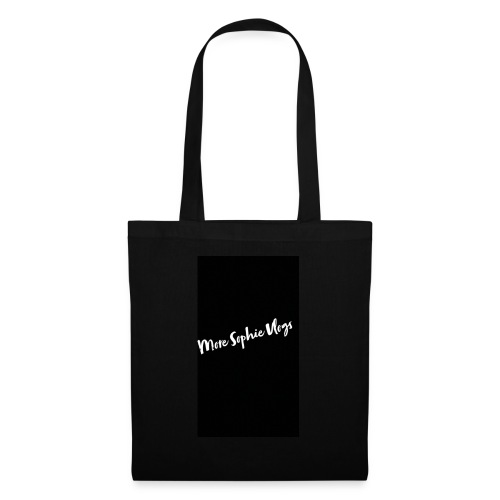 More Sophie Vlogs Merch - Tote Bag