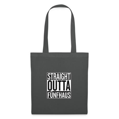 Straight Outta Fünfhaus - Stoffbeutel