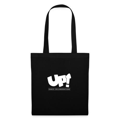 Up Dance White Logo - Tote Bag