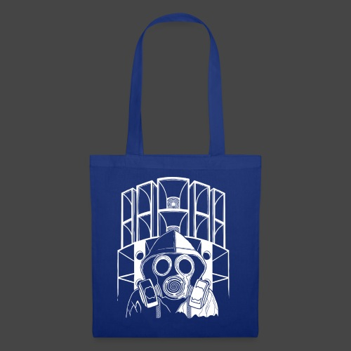 tekno 23 masque à gaz - Tote Bag