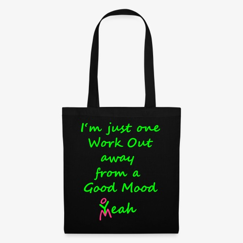 Good Mood Quote design patjila - Tote Bag