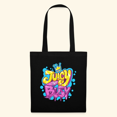 Juicy as Busy - Bolsa de tela