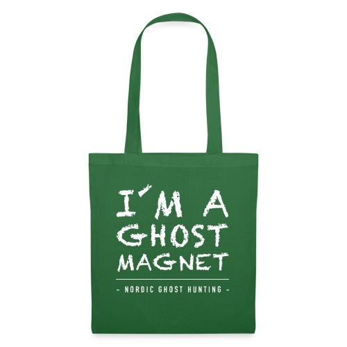 I´m a ghost magnet - Tygväska