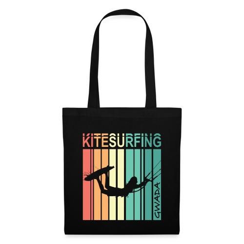 Kitesurfing GWADA - Tote Bag