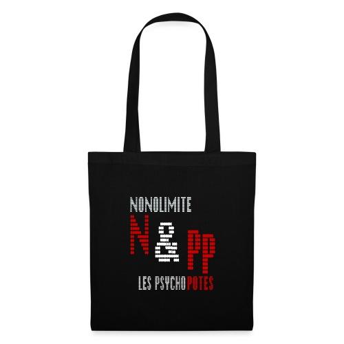 NePP noir - Sac en tissu