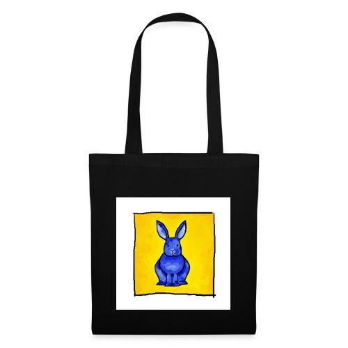 Blue Bunny - Tote Bag