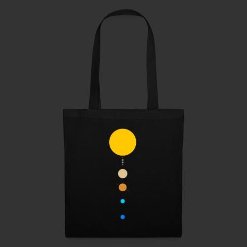 Solar System - Tote Bag