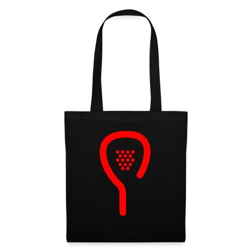 raquette rouge - Tote Bag