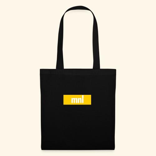 mnl Box Logo. - Stoffbeutel