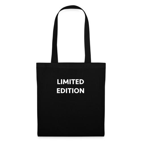 limited edition - Stoffbeutel