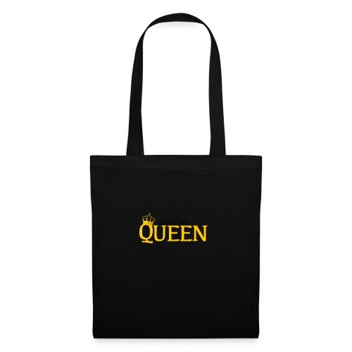 I'm just the Queen - Sac en tissu