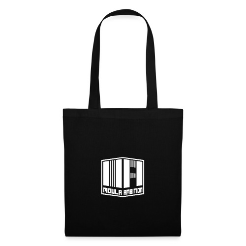 Logo Moula Ambition BLANC - Tote Bag
