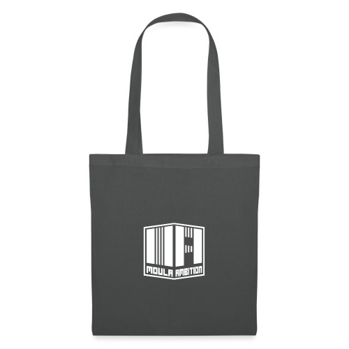 Logo Moula Ambition BLANC - Tote Bag