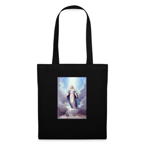 t-shirt vintage vierge Marie - Tote Bag