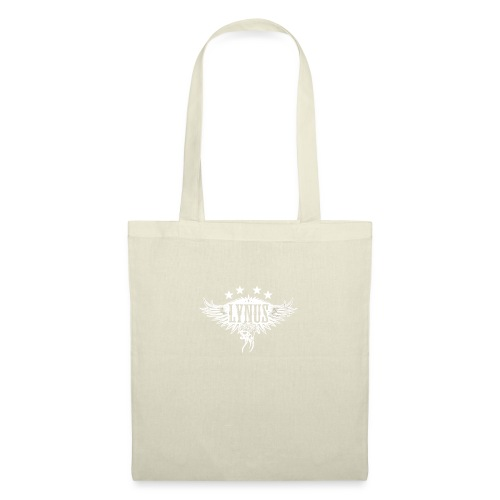 Large Lynus logo White - Tote Bag