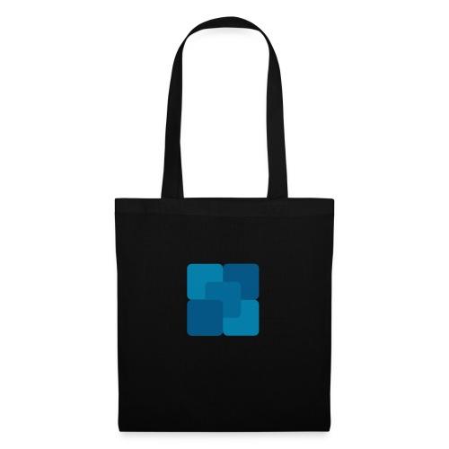 Kwadratowy płyn - Torba materiałowa