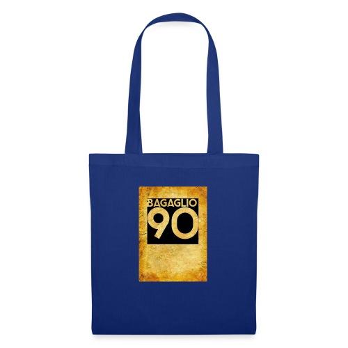 Anni 90 - Borsa di stoffa