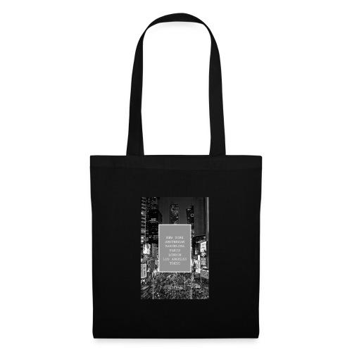 City Bag - Tas van stof
