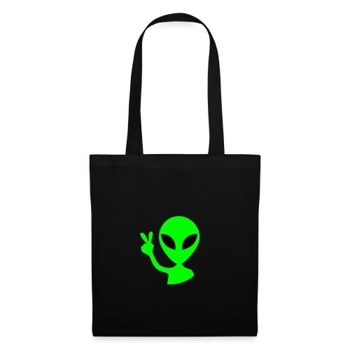 Peace out Alien - Tote Bag