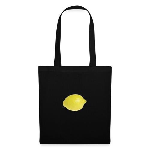 Zitrone - Stoffbeutel