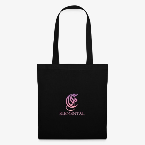 Elemental Pink - Tote Bag