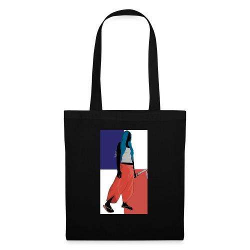 Samurai Girl - Borsa di stoffa