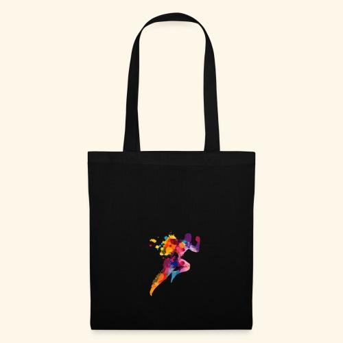 Running colores - Bolsa de tela
