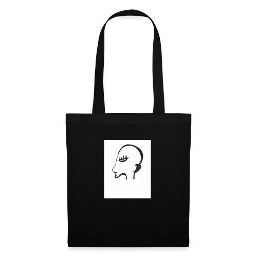 Profil de monstre - Tote Bag