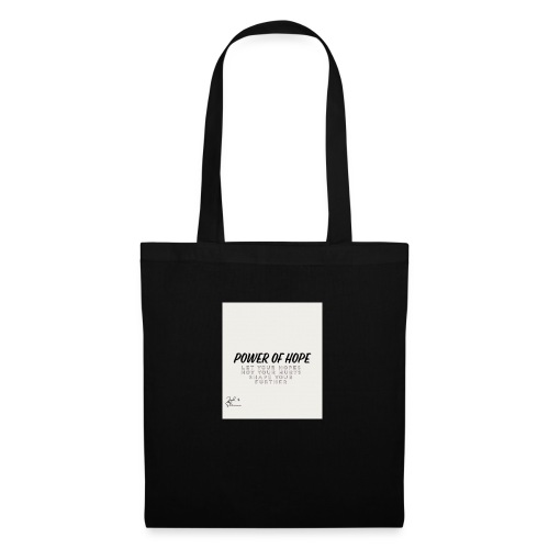 Power Of Hope Logo - Tote Bag