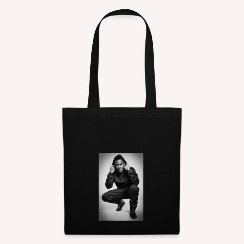 Black M - Tote Bag