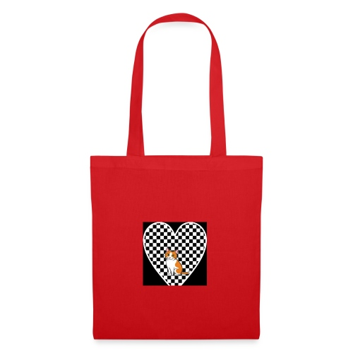 Charlie the Chess Cat - Tote Bag