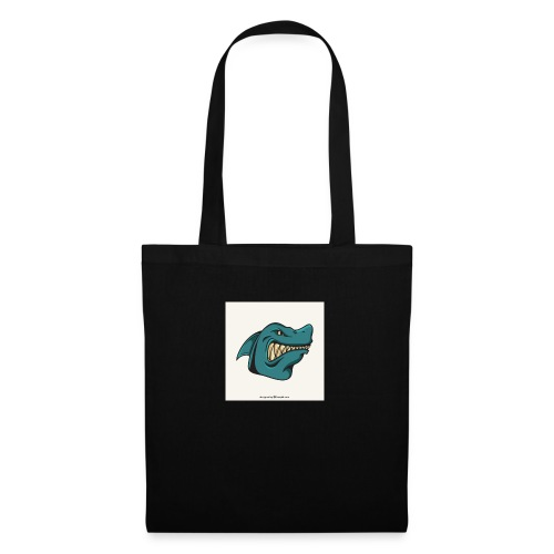 requin mascotte weelax - Tote Bag