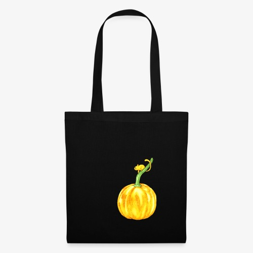 Souris et citrouille - Tote Bag