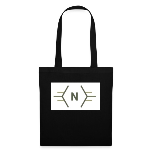N exclusive logo - Tas van stof