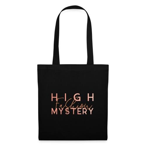 High Fashion Mystery - Stoffbeutel