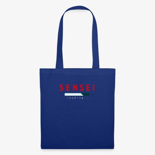 SENSEI LOADING... - Tote Bag