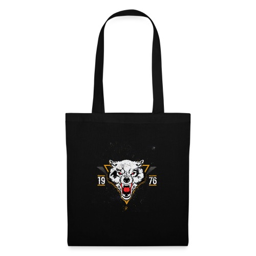 wolf since 1976 - Tote Bag
