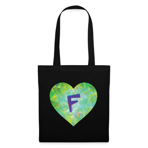 F follows fabulous family fun facts furiously - Tote Bag