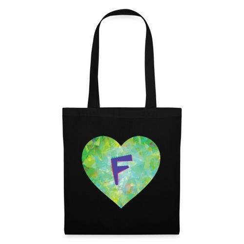 F follows fabulous family fun facts furiously - Tote Bag