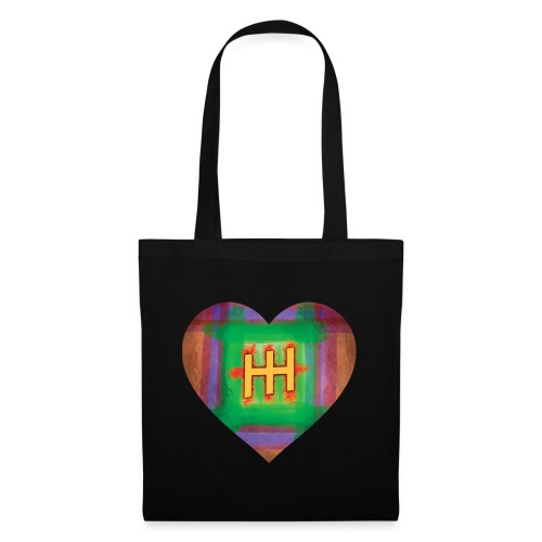 HH with a Heart - Tote Bag