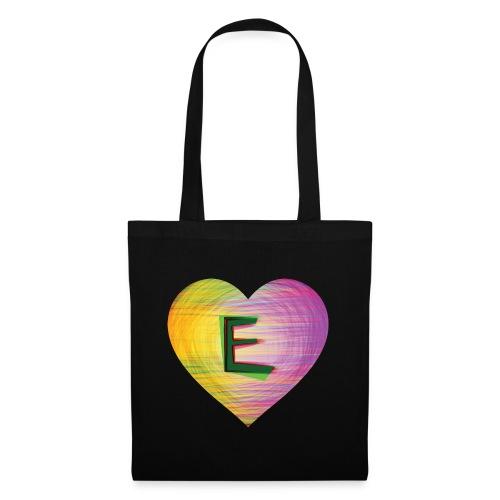 Extra E Name Design - Tote Bag