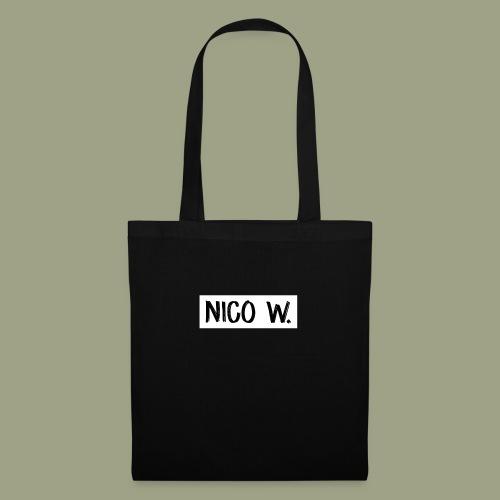 Nico W. Name Shirt - Stoffbeutel