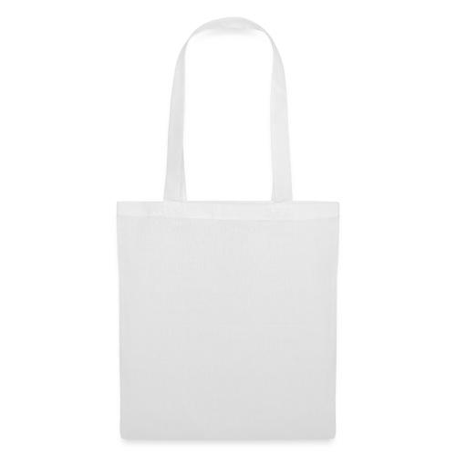 Samurai / White - Abstract Tatoo - Tote Bag