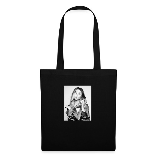 Who's at the phone? - Tote Bag