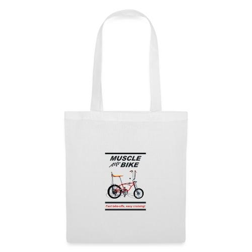 musclebike03 - Tote Bag
