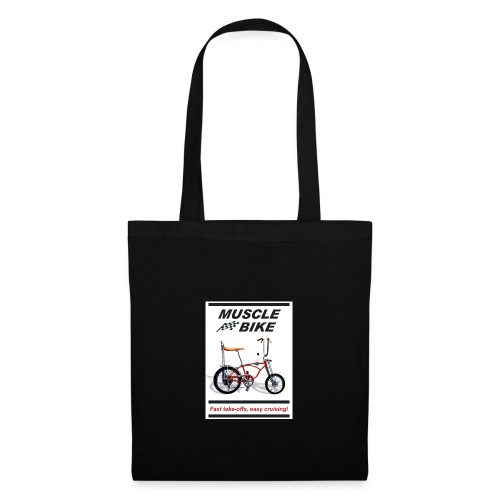 musclebike03 - Tote Bag