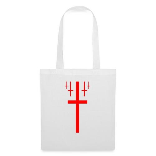cross christus god jesus - Tote Bag