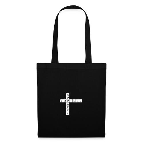 Empiere apparel crossword design - Tote Bag
