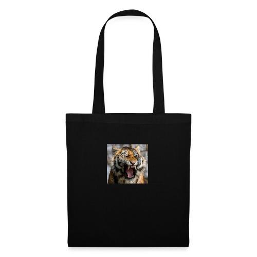 Tiger - Bolsa de tela